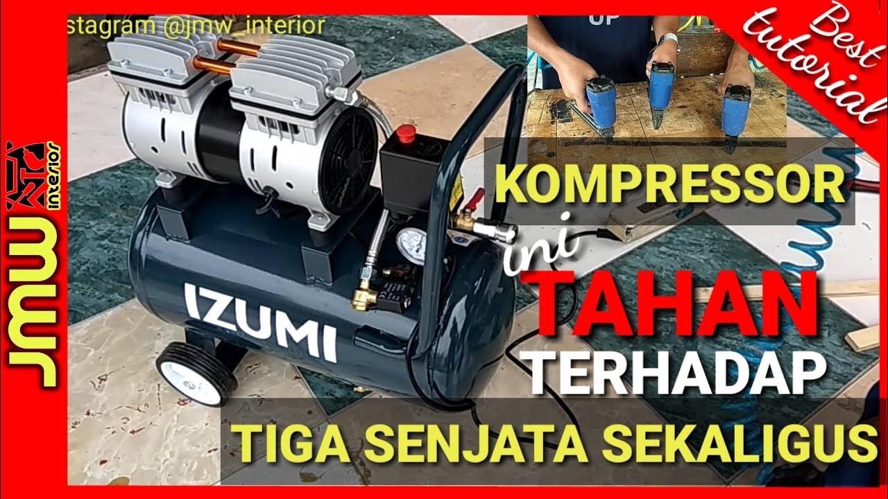 Kompressor Bandel Tahan tiga senjata, IZUMI OL 10-24