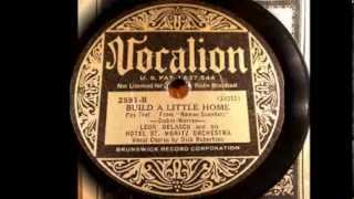 Leon Belasco and His Orchestra, w/Robertson -