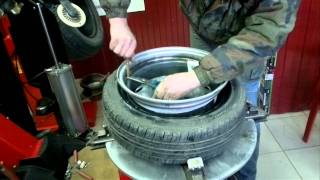 Repeat youtube video 155 55 r14 8.5J.mp4