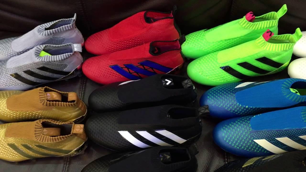 brand new 24da5 c9c68 soccershopuk.co.uk-Unboxing 2016 Adidas ACE 16+Pure Control Football Boots