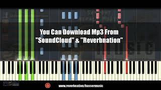 Ko Hau Timi x Aankh Hai Bhari Bhari - Mashup Instrumental & Piano Tutorial   BasserMusic