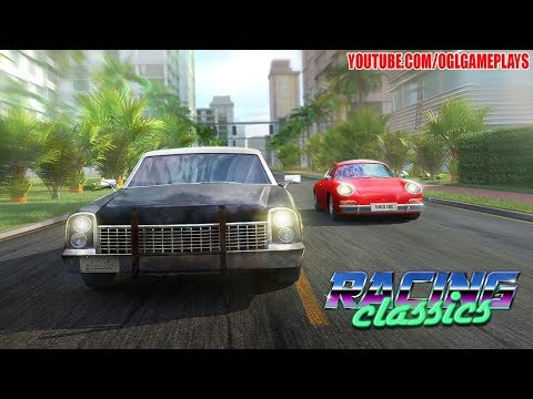 Racing Classics (by T-Bull) Android Gameplay