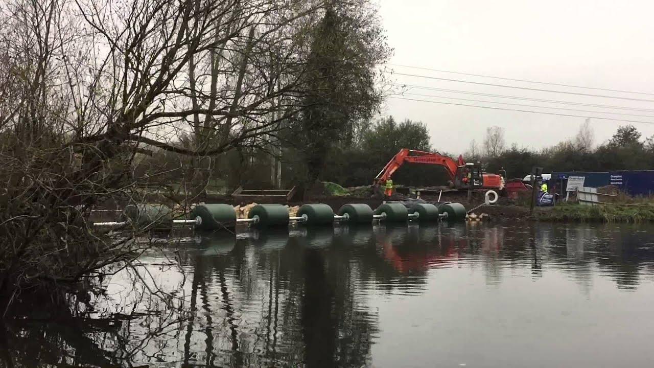 Doghead Stakes Fish Passage reinstatement, Newbury