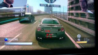 DRIVER SANFRANCISCO XBOX360 GAMEPLAY HD