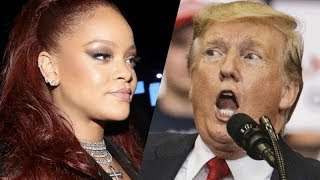 Rihanna Calls Out Trump after MASSACRES in El Paso, Texas and Dayton, Ohio
