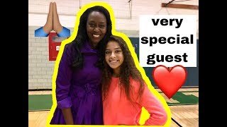 VERY SPECIAL GUEST 💖💖