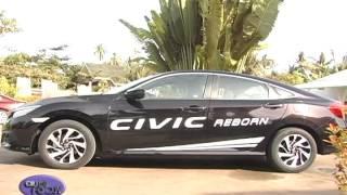 honda civic 2016 test drive in bohol test drives