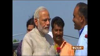 Jammu and Kashmir: PM Modi celebrates Diwali with security forces in Gurez Sector along LoC
