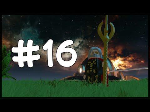 GÖREVİMİZ ASGARD! - LEGO Marvel's Avengers Free Roam - Part 16(Türkçe Gameplay) HD