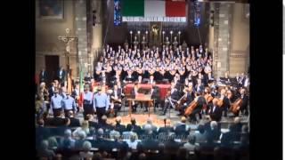 IL CANTO DEGLI ITALIANI - IL SILENZIO FUORI ORDINANZA -  LA FEDELISSIMA