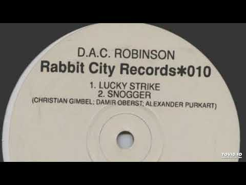 D.A.C. Robinson – Lucky Strike @ 33RPM + 3%