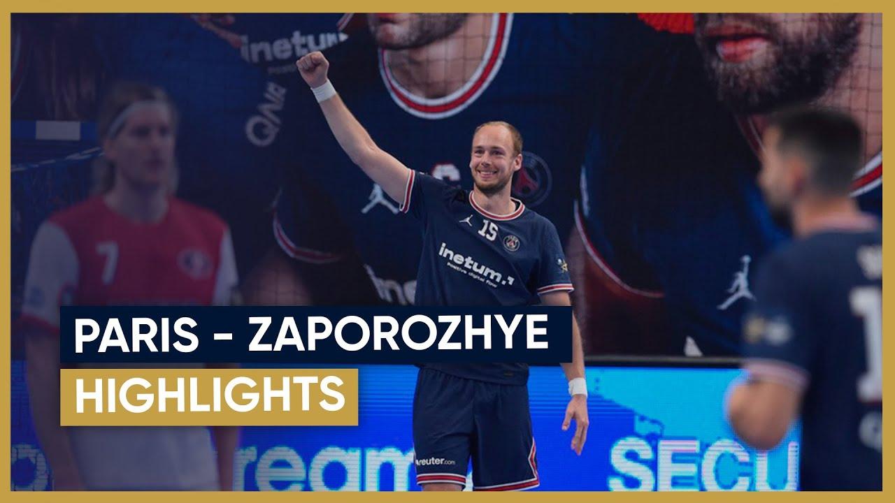 Download Paris - Motor Zaporozhye : HIGHLIGHTS ⎮Handball EHF Champions League