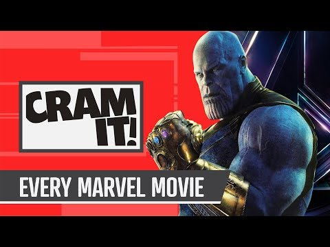 The COMPLETE Before Infinity War Recap | CRAM IT! (Avengers edition)