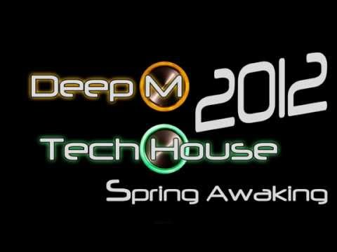 Tech House 2012 - DeepM Spring 1 Hour Mix