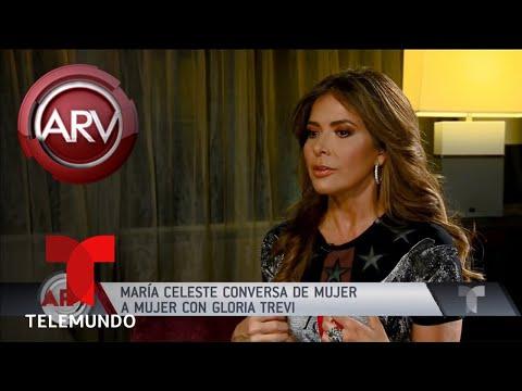 Gloria Trevi revela cómo se reconcilió con su esposo   Al Rojo Vivo   Telemundo