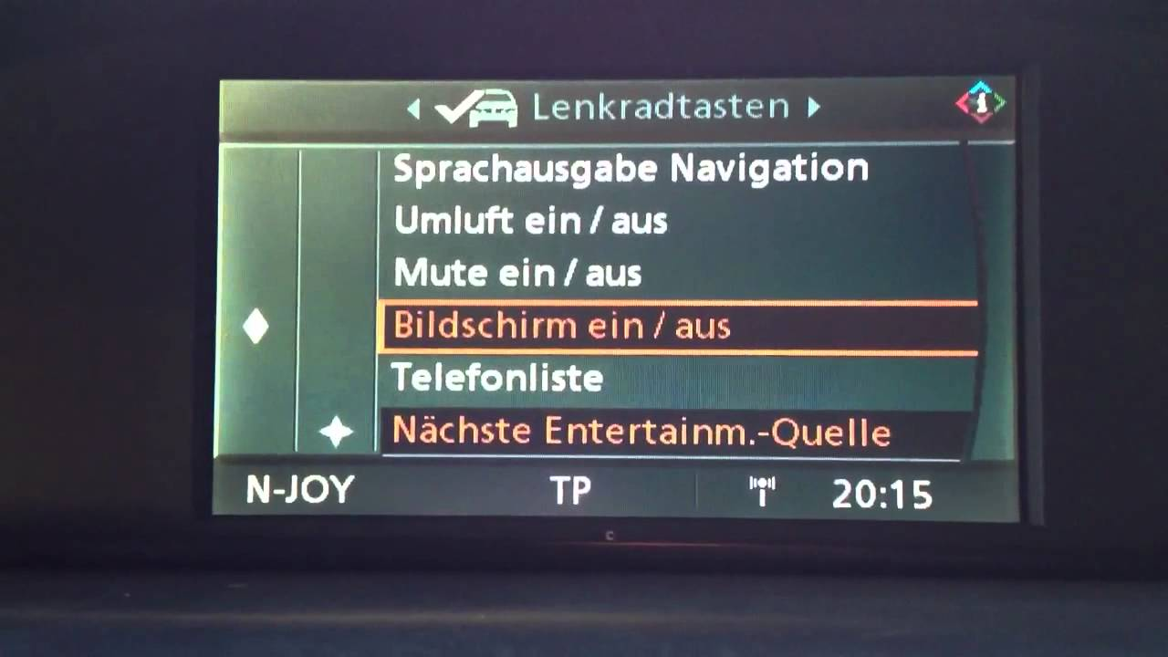 Bmw Idrive E60 Demo Youtube