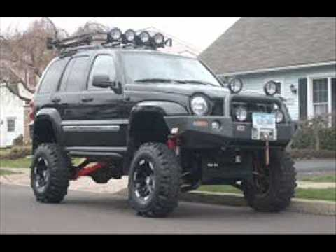 Jeep Liberty Off Road >> lifted jeep liberty - YouTube