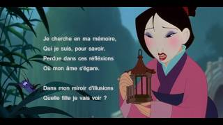 Mulan - Réflexion (Paroles Français / French Lyrics)