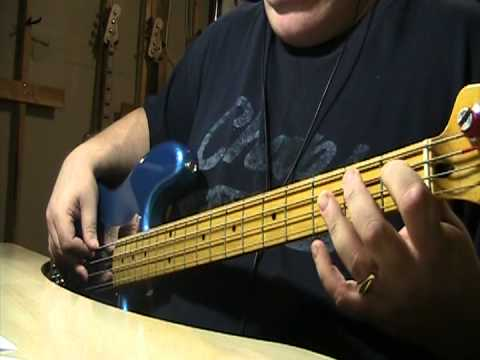 Norah Jones Don't Know Why Bass Cover - YouTube