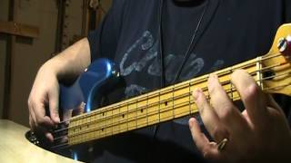 Norah Jones Don't Know Why Bass Cover