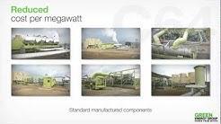 Green Energy Group - Geothermal Powerplant