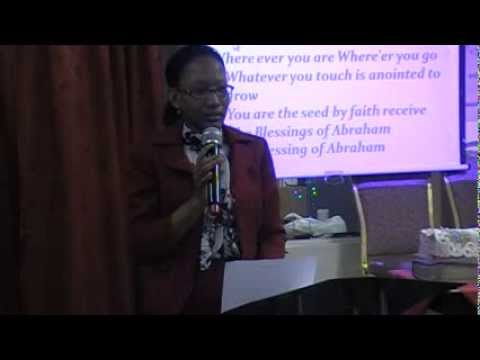Sunday, December 29th, 2013 - Dr. PWD - The Anointing of His Birth in Our Servic...