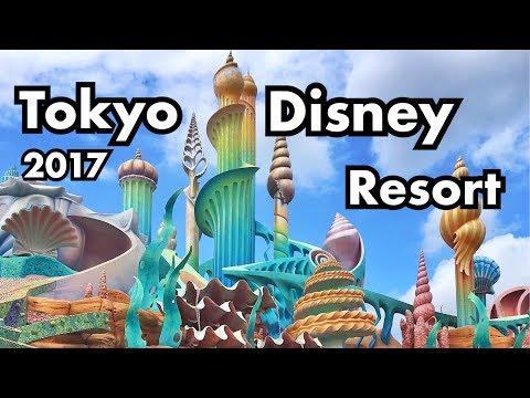 Tokyo Disney Resort 2017