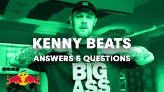 Kenny Beats Answers 5 Questions | Red Bull Remix Lab