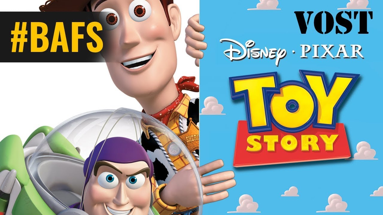 Toy Story – Bande annonce VOST - 1995