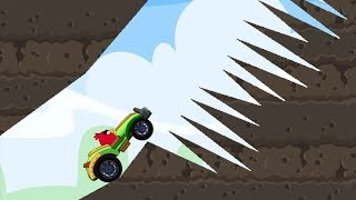 Angry Birds Cross Country - GRAND PRIX RACING WITH STRONGEST CAR!