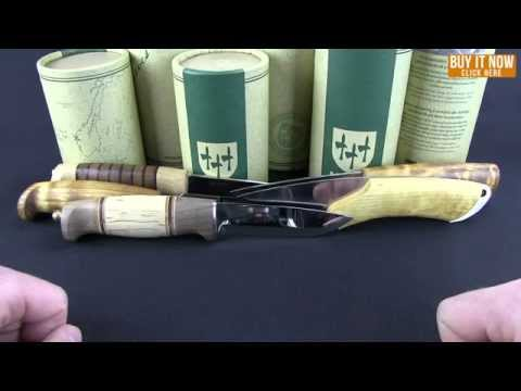 Helle Knives Overview