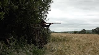 The Shooting Show - 'field to fork' pigeon shooting and cookery