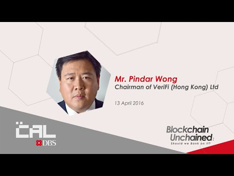 VeriFi (Hong Kong) Limited: Risk and Restriction of Blockchain Technology @ 5th DBSxCAL Talk