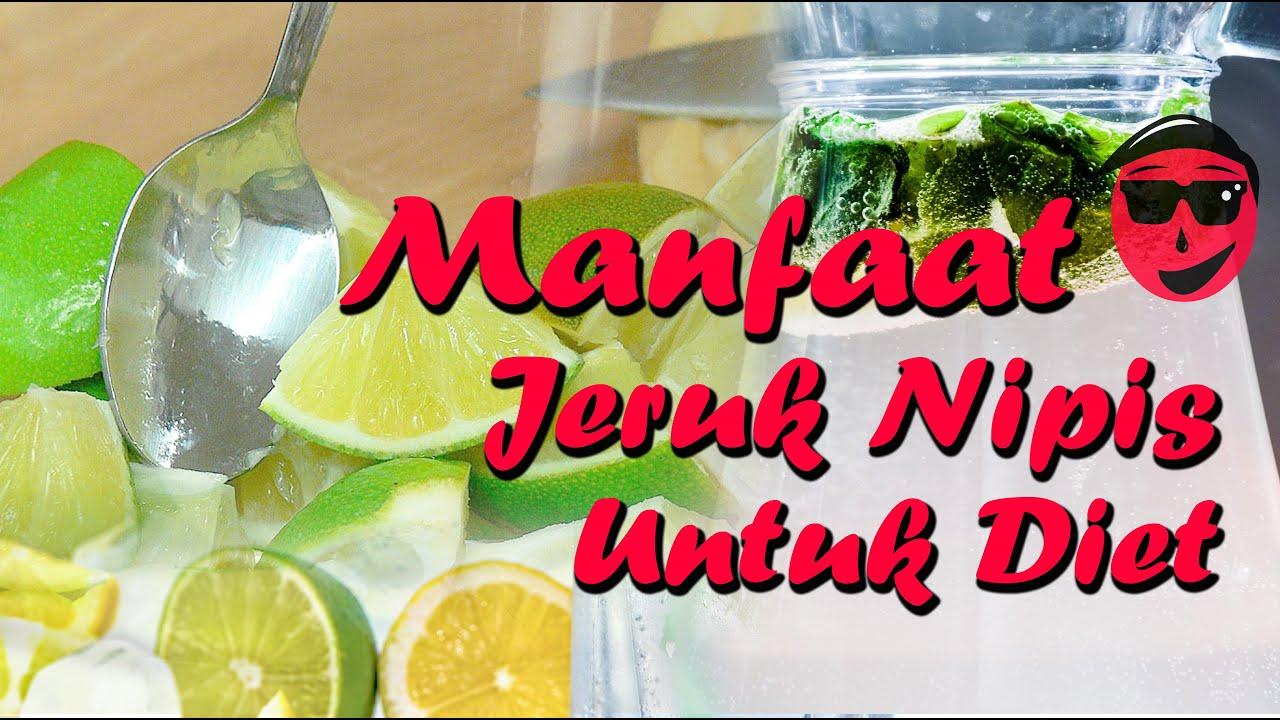 Diet dengan Jeruk Nipis, Cara Ampuh untuk Diet Alami