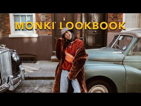 AD | MONKI LOOKBOOK | STYLING DENIM