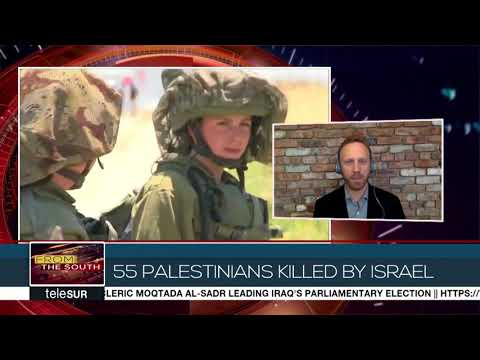 Interview: Max Blumenthal On Israel's Massacre Of Palestinians
