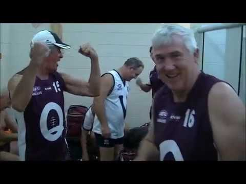 Masters National AFL Football Carnival 2018 Coffs Harbour
