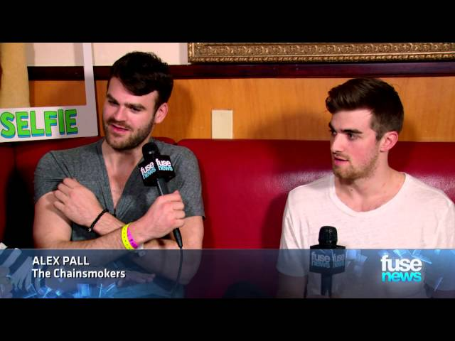 The Chainsmokers on #SELFIE & Signing w/ Republic Records - Ultra Music Festival