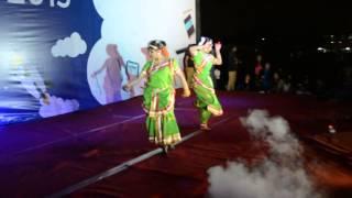 Bharatnatyam dance on bollywood songs