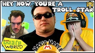 The Trolls Never Stop! Mario Maker Warp World Special Levels