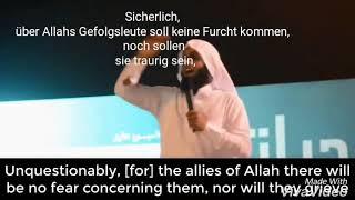 Mansour al salimi || (deutsch) surah yunus Mp3