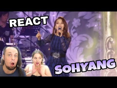 VOCAL COACHES REACT: SOHYANG - I HAVE NOTHING
