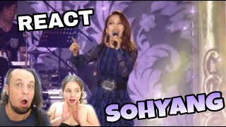 Baixar VOCAL COACHES REACT: SOHYANG - I HAVE NOTHING