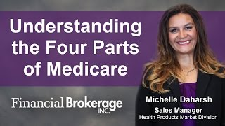 Understanding the Four Parts of Medicare