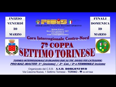 PARRELLA vs NICOLO' - Finale di Batteria 7^Coppa Settimo Torinese 2017