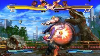 Street Fighter X Tekken PC GamePlay
