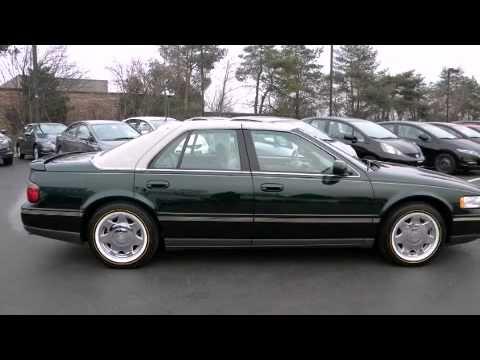 1999 Cadillac Seville SLS in Schaumburg, IL 60173 - YouTube