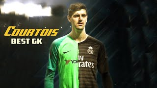 Thibaut Courtois 2018 ●  Welcome To Real Madrid(Official) | HD