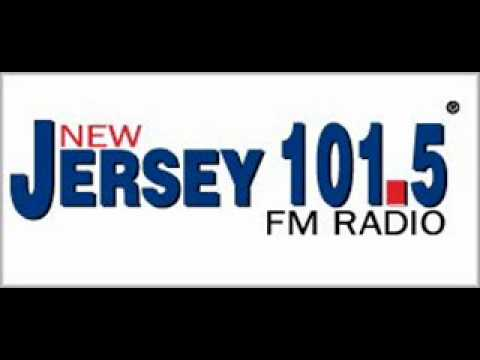 WKXW TOH ID and New Jersey 101.5 Radio News Open