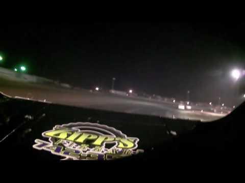 Flatlander Sherman County Speedway 9-24-16 rear